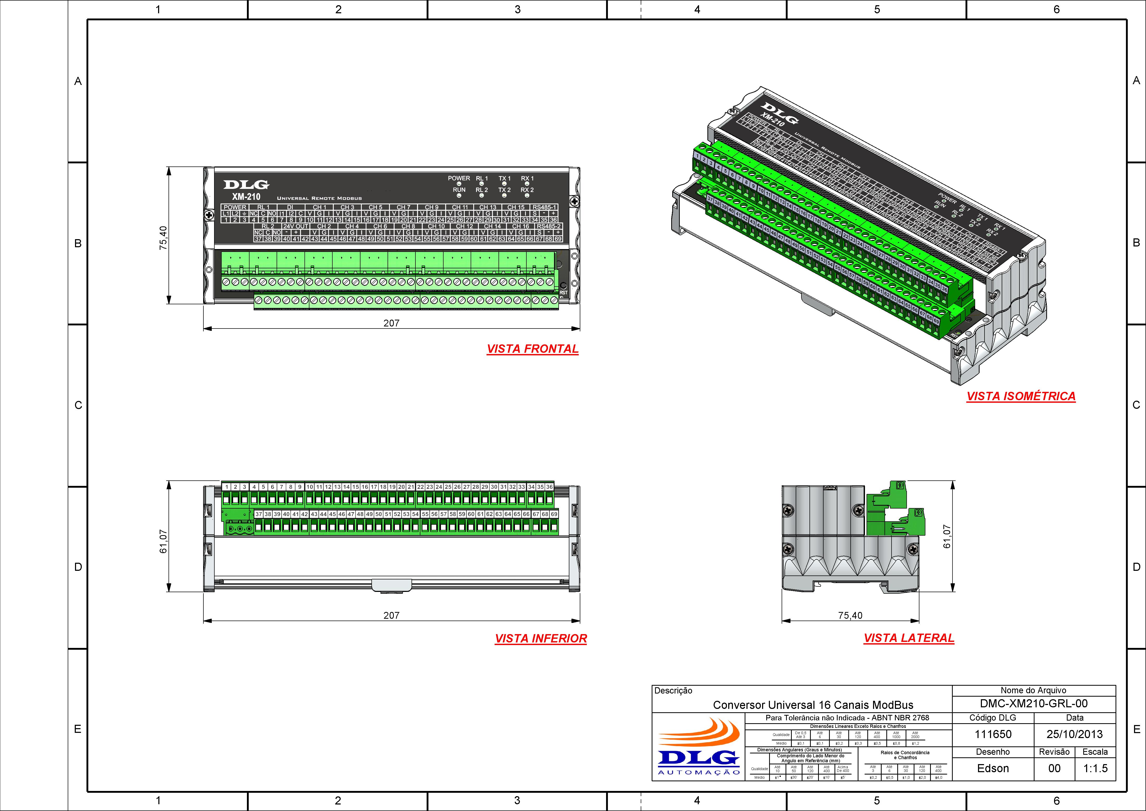 fr e520 0.75 k manual
